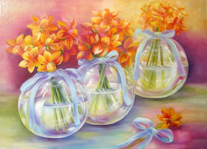 Pavasario gėlės
