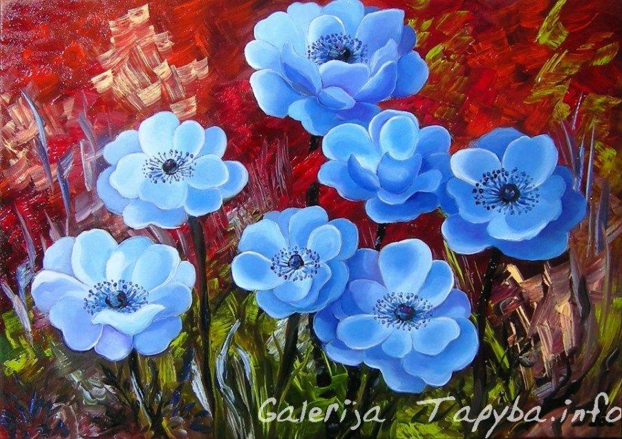 Mėlyni anemomai