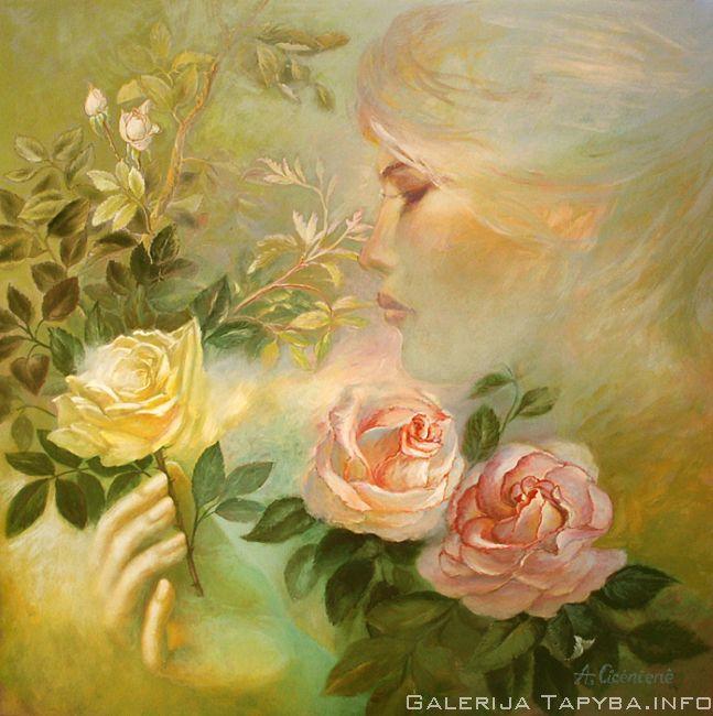 Rožių dvelksmas
