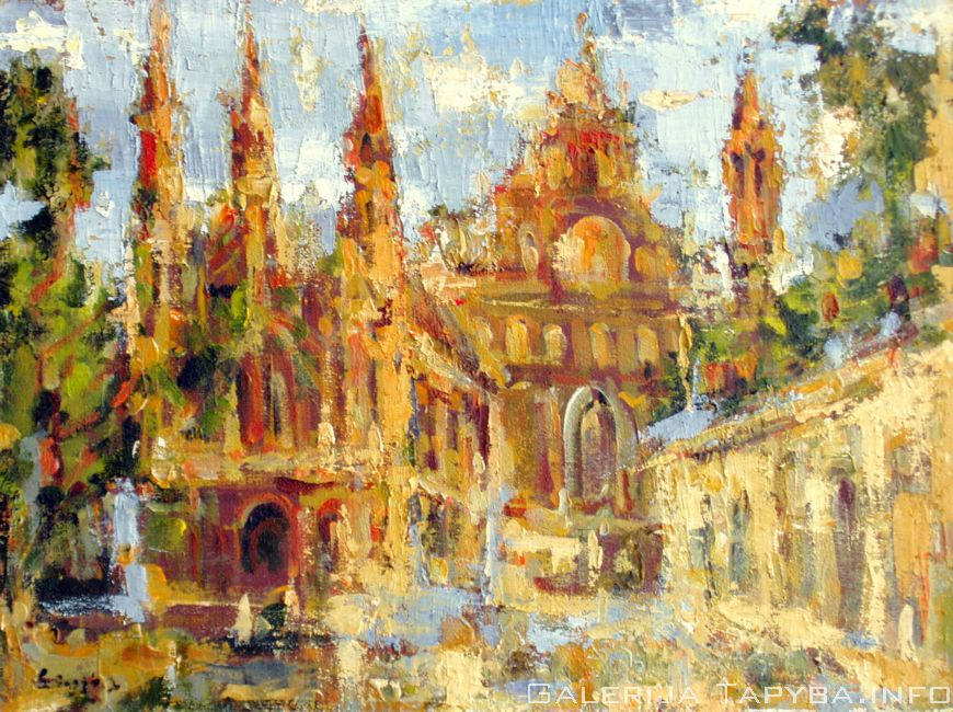 Vilniaus bažnyčios