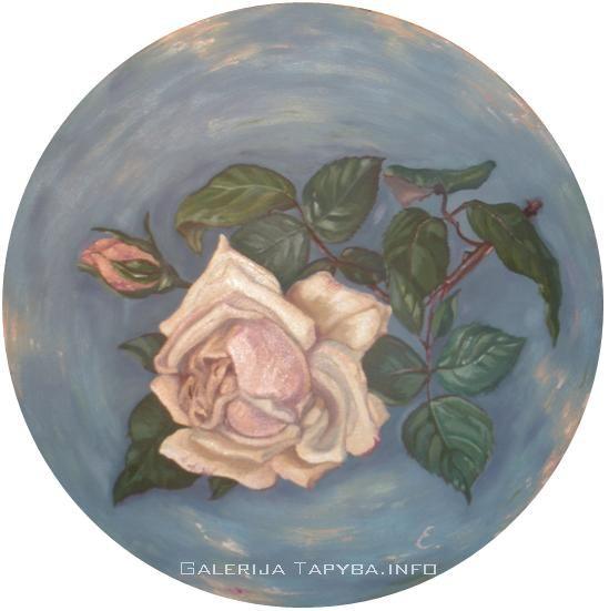 Viktorijos laikų rožė