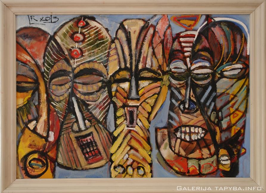 Kaukės, kaukės, kaukės…