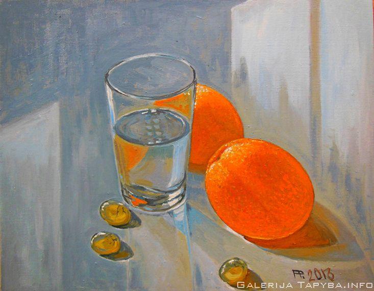 Du apelsinai