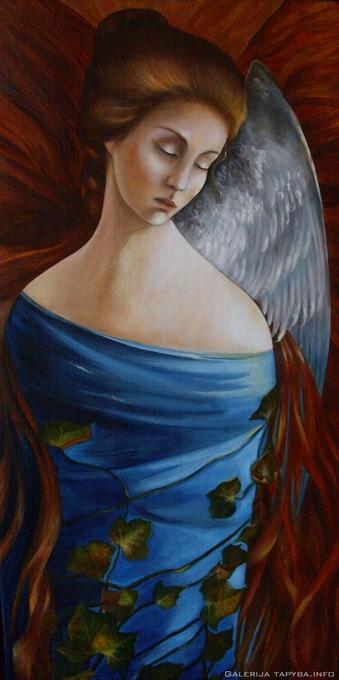 Angelas gebenėse