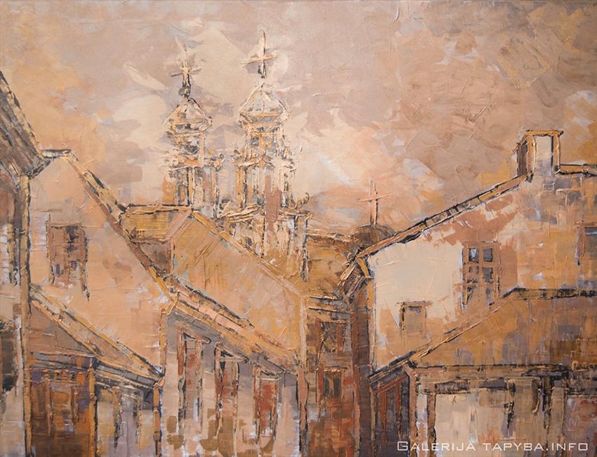 Vilnius. Šv. Kotrynos bažnyčia I