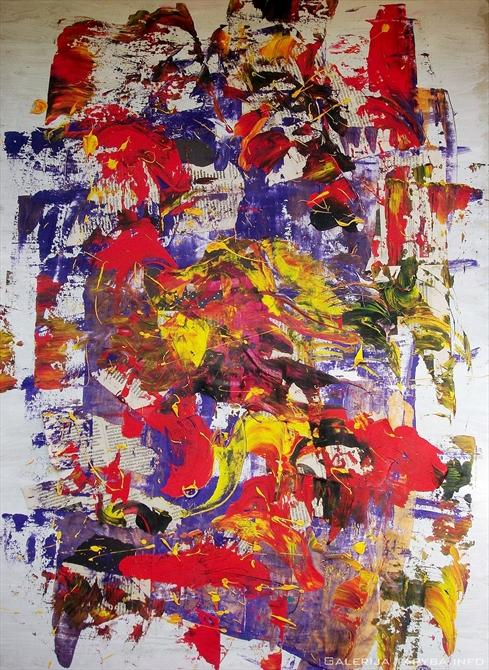 Abstrakcija IV