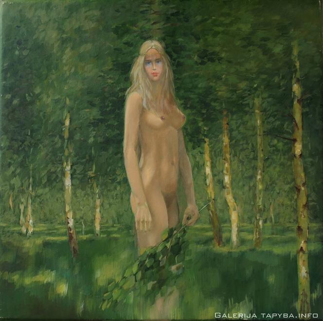 Miško deivė