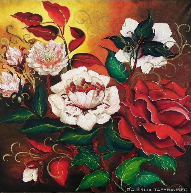 Maroko rožės