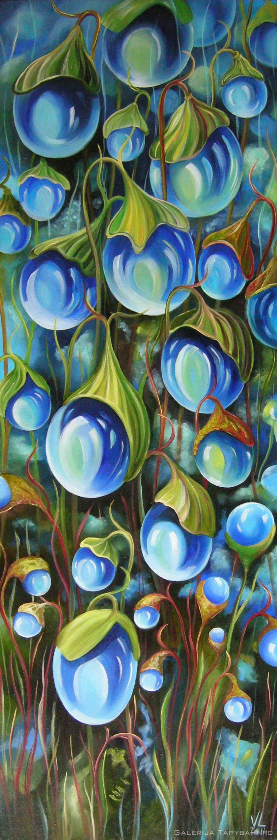 Mėlyni lašai