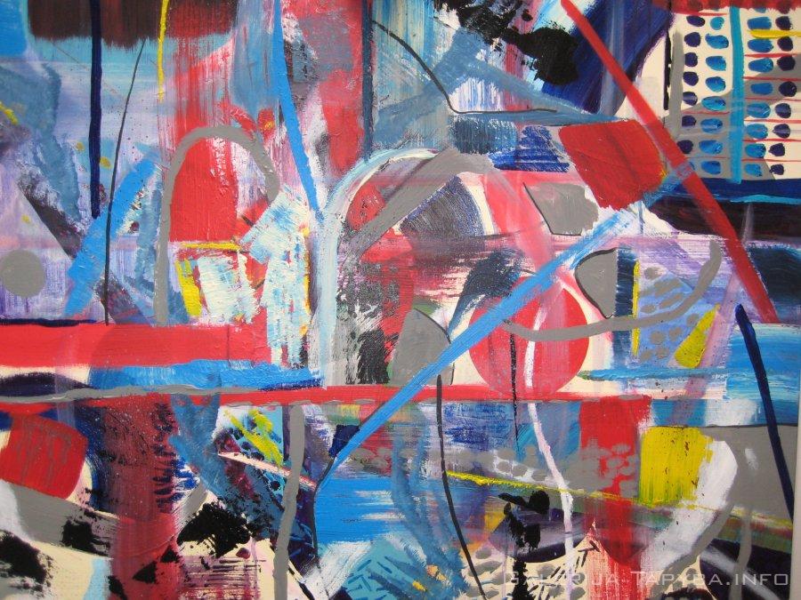Abstrakcija III