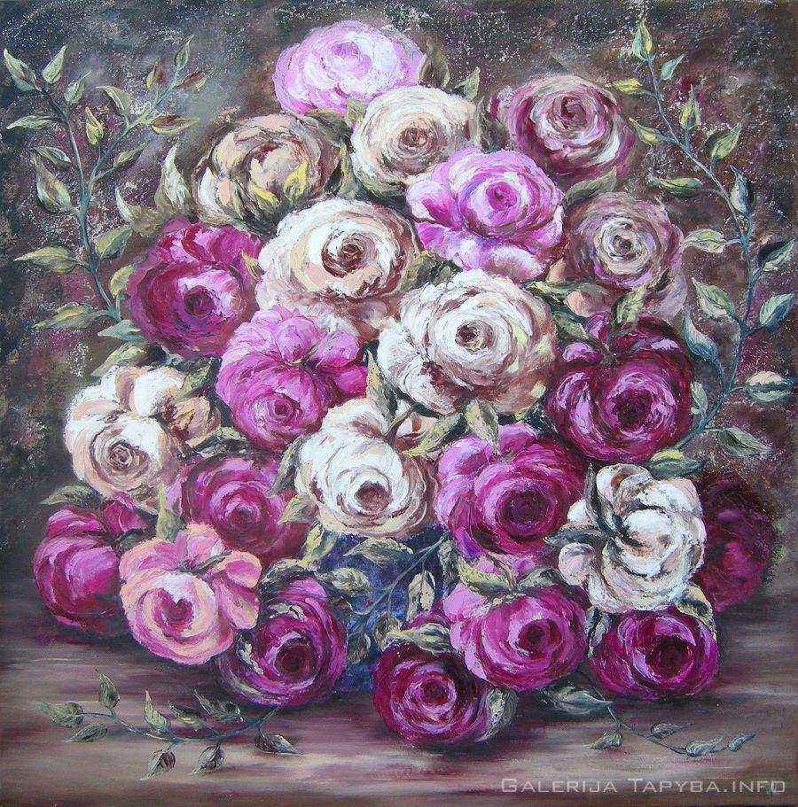 Rudeninės rožės