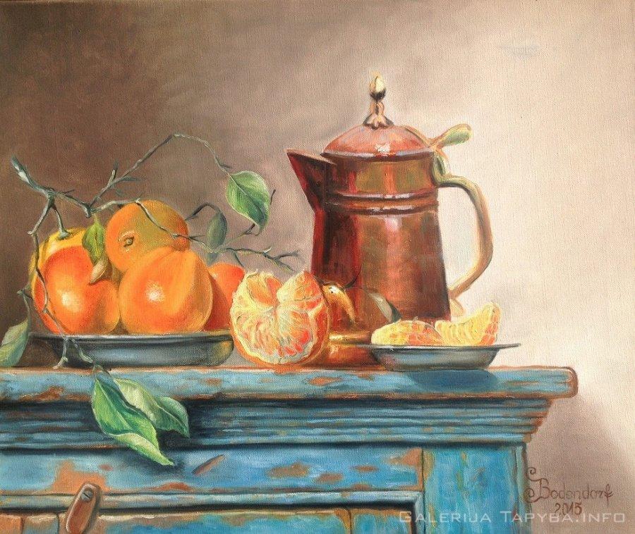 Apelsinai kaime