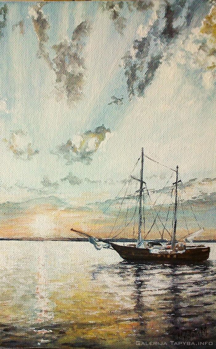 Vakaro laivas