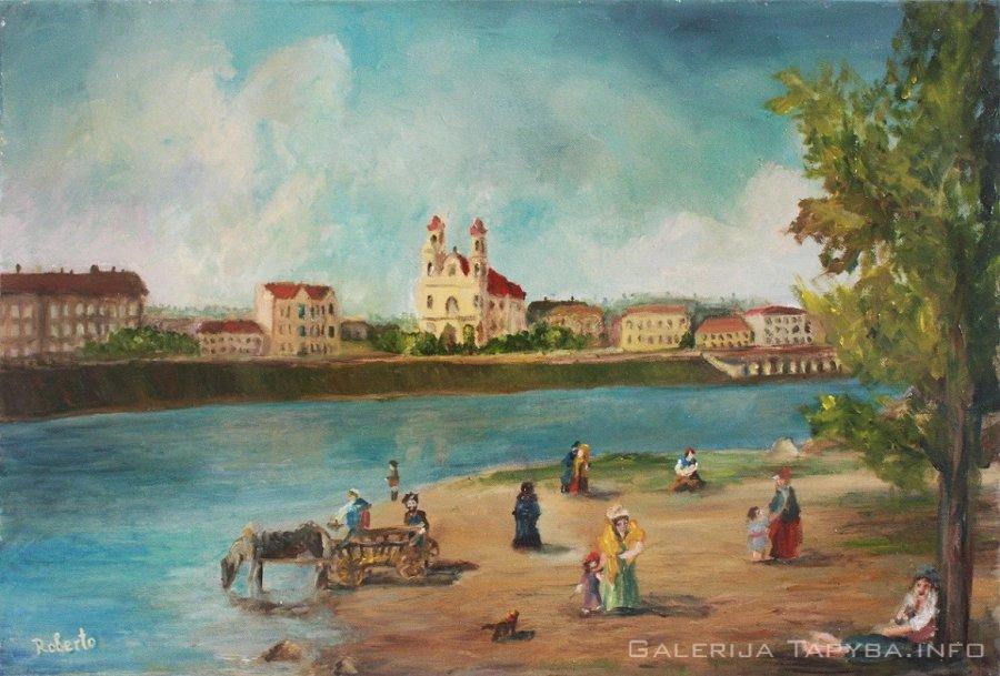 Vilniaus Neries krantas