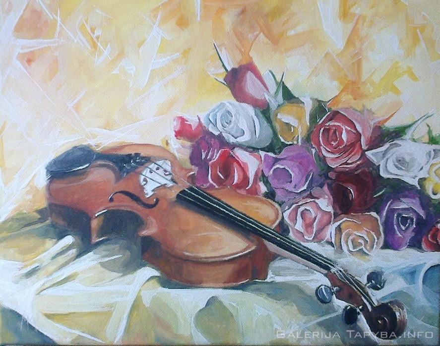 Harmonijos spalvos
