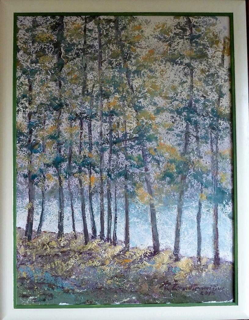 Rudeniniai medžiai