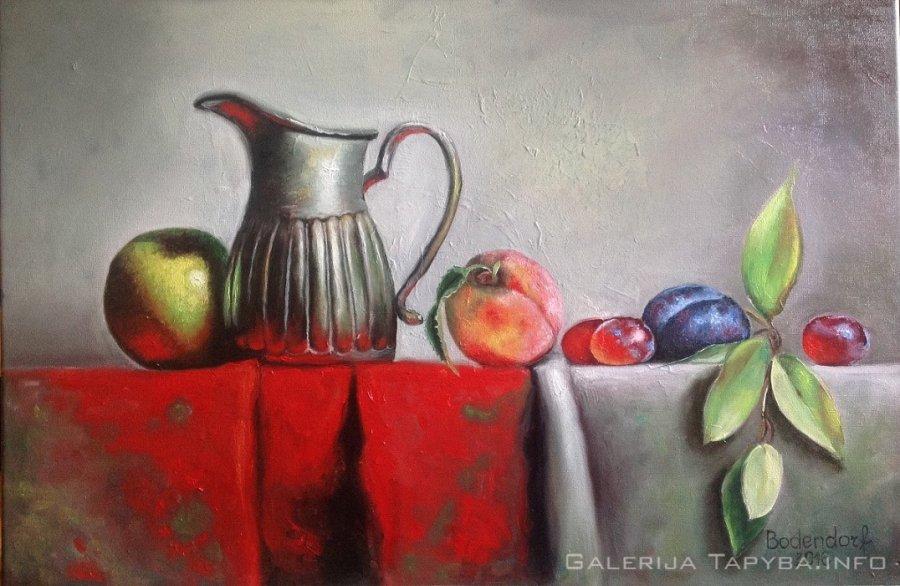 Prisirpę vaisiai