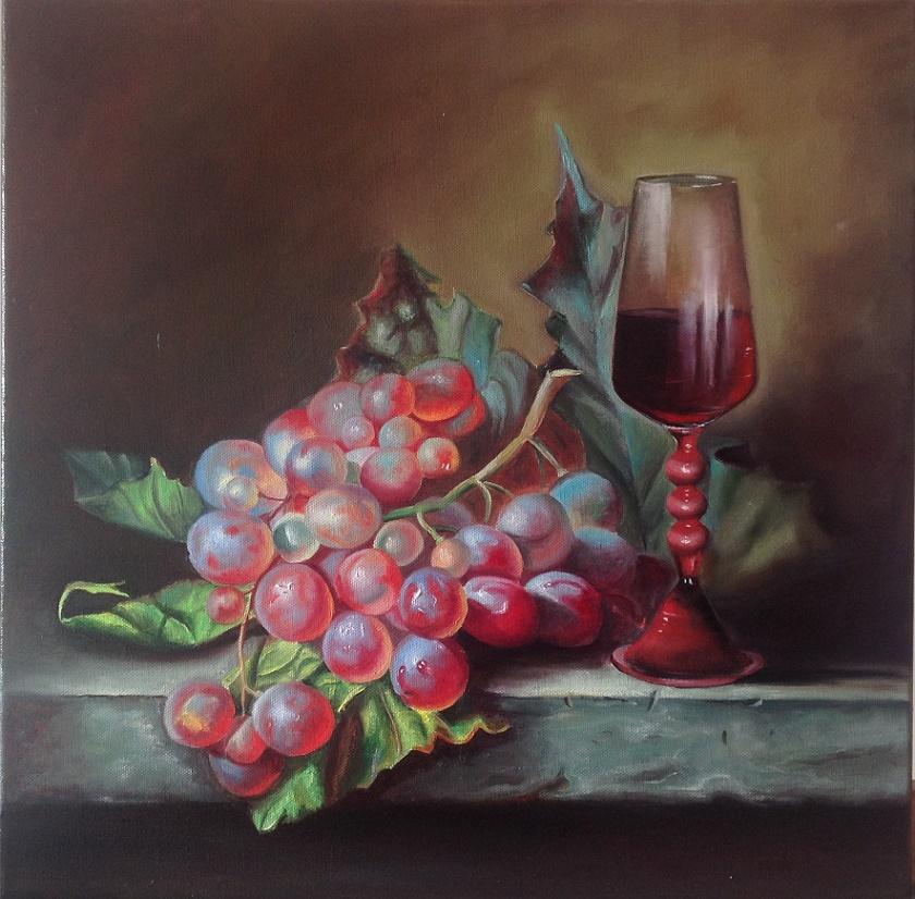Sidabrinės vynuogės