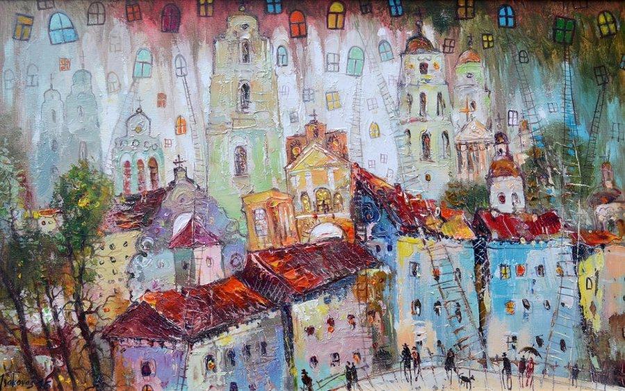 Vilniaus panorama II