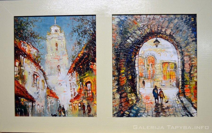 Vilniaus vaizdai I
