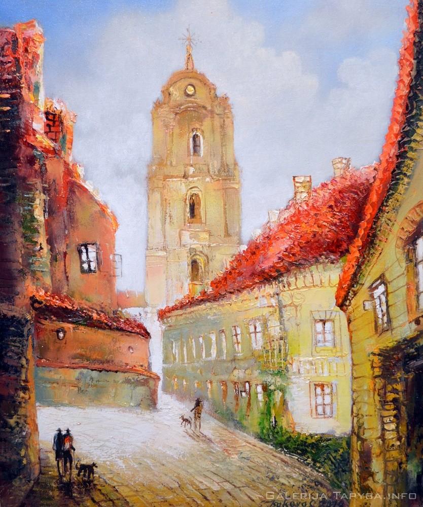 Literatų gatvė