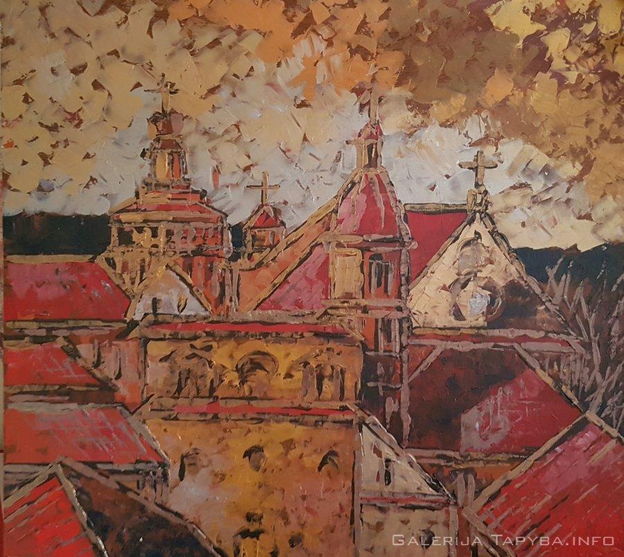 Vilniaus mūrai