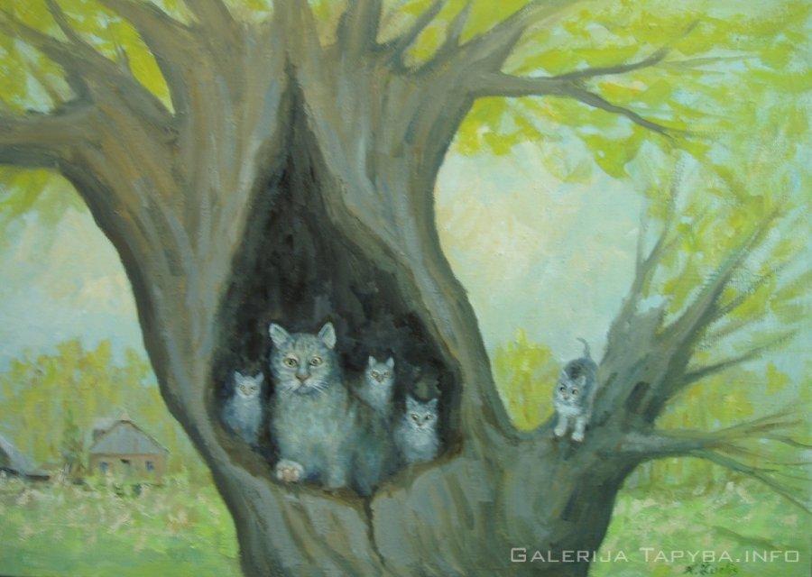 Kačių šeimyna