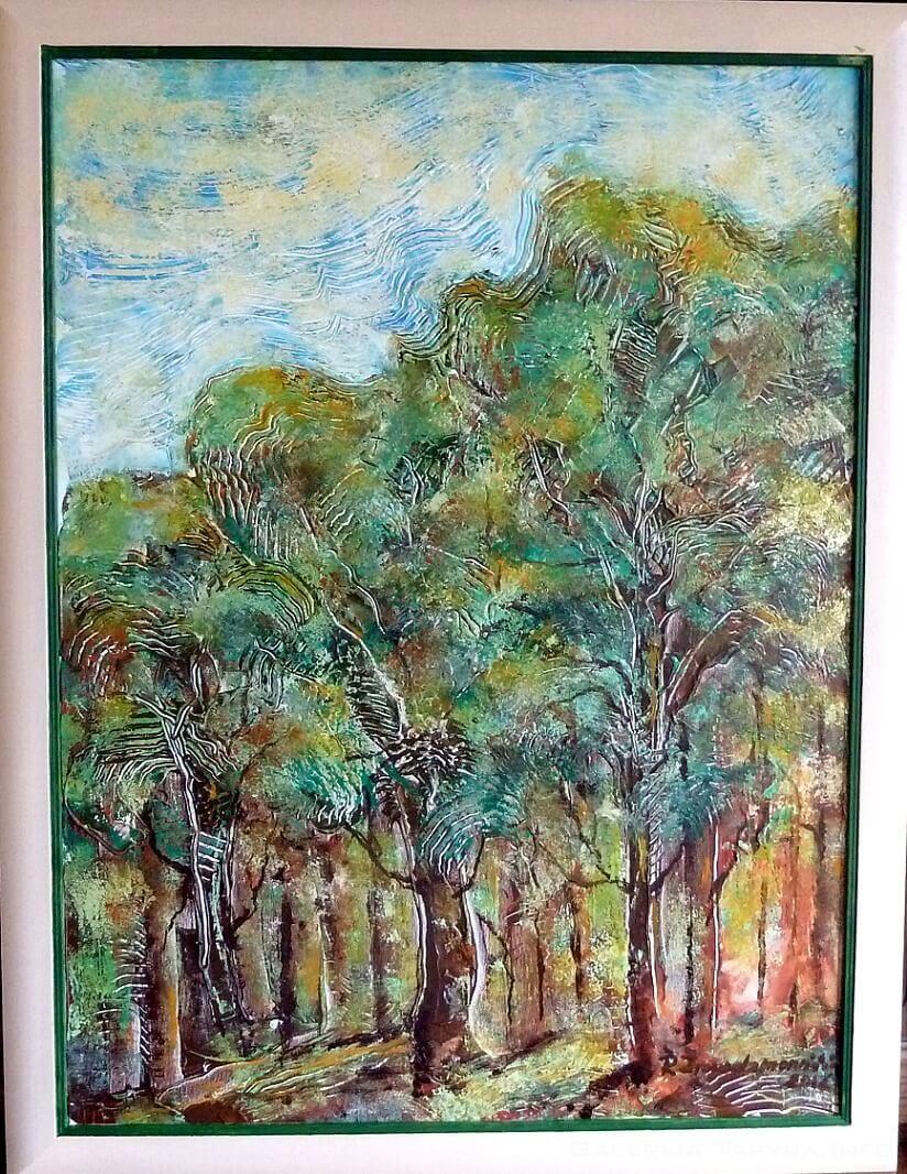 Dzūkijos miškas