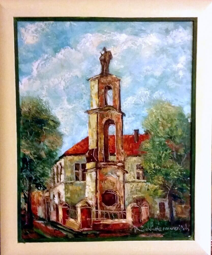 Šv. Jackaus koplytėlė