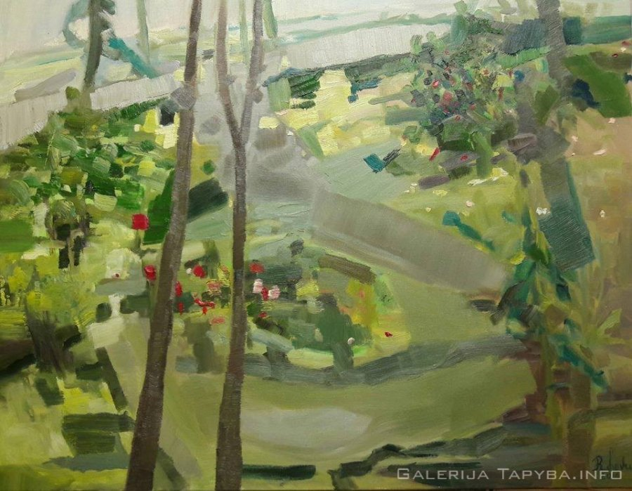 Poetės sodas