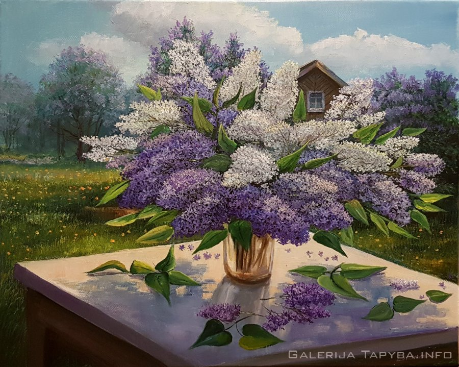 Pavasario džiaugsmas