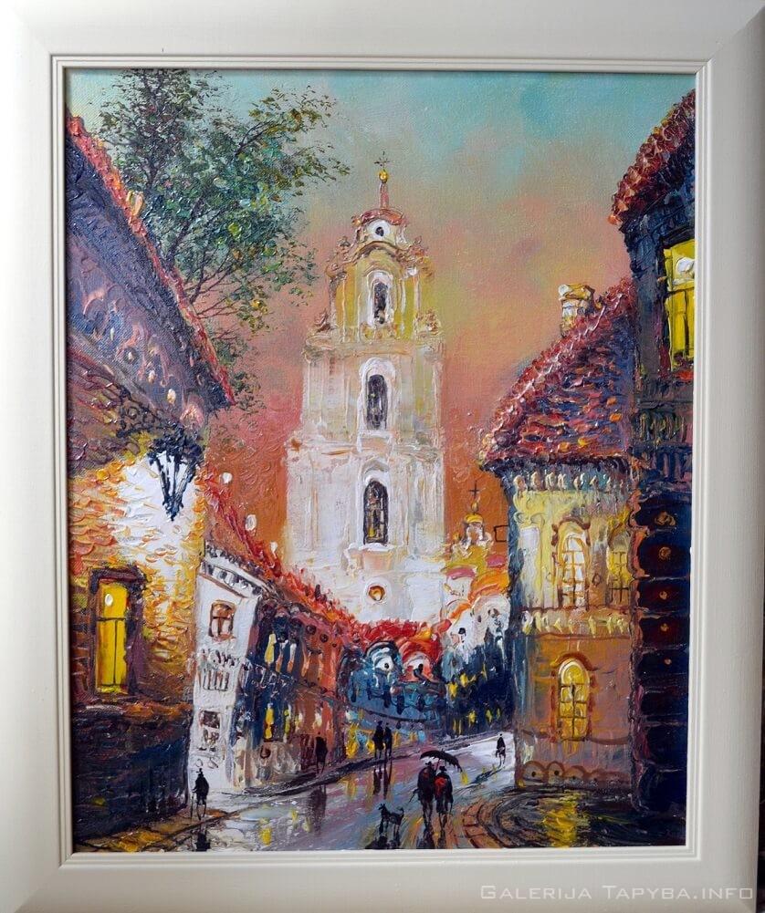 Šv. Jonų bokštas