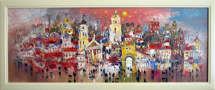 Vilniaus panorama VII