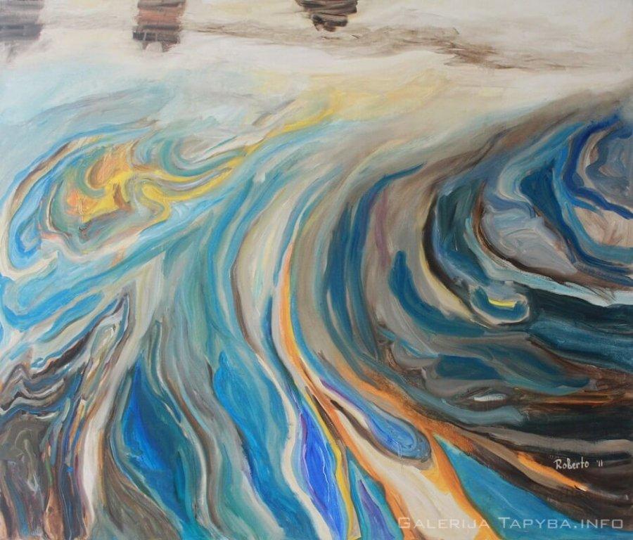 Naftos bokštai