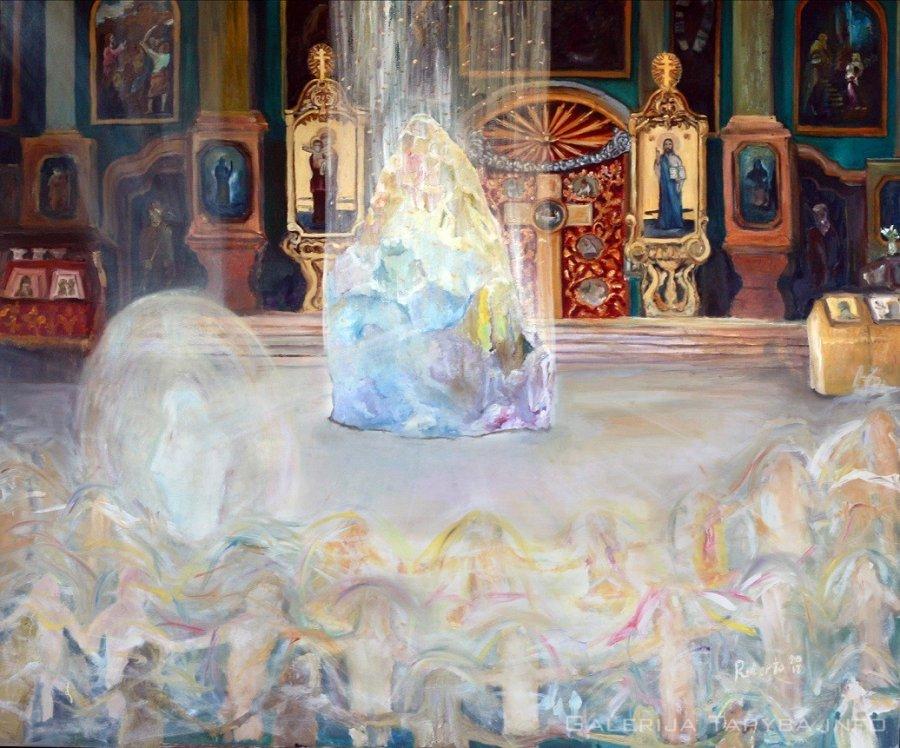 Kristalas – Vilniaus Šv. Dvasios vienuolynas