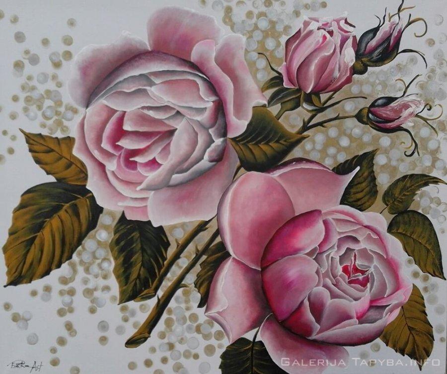 Paryžiaus rožės