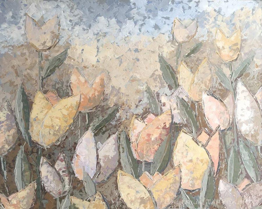 Tulpių meilė