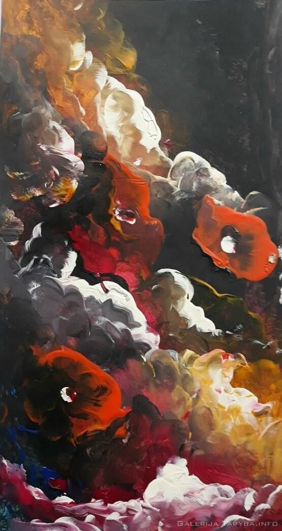 Rūko gėlės
