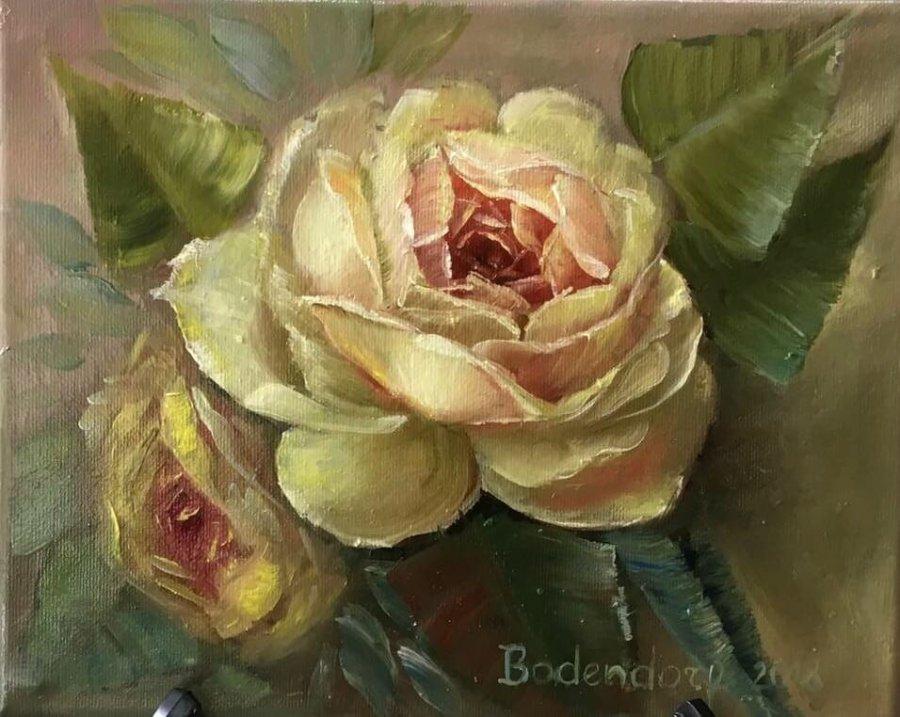 Geltonoji rožė