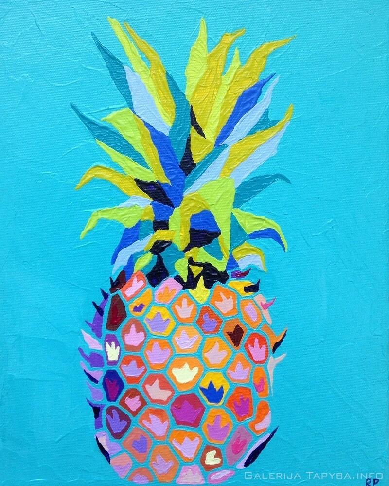 Ananasas I