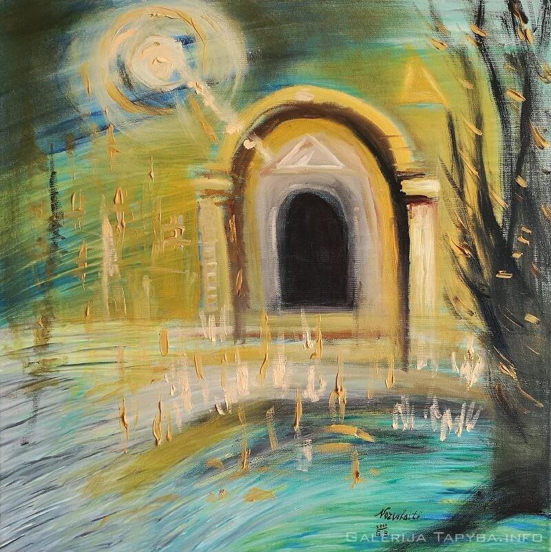 Dangaus vartai