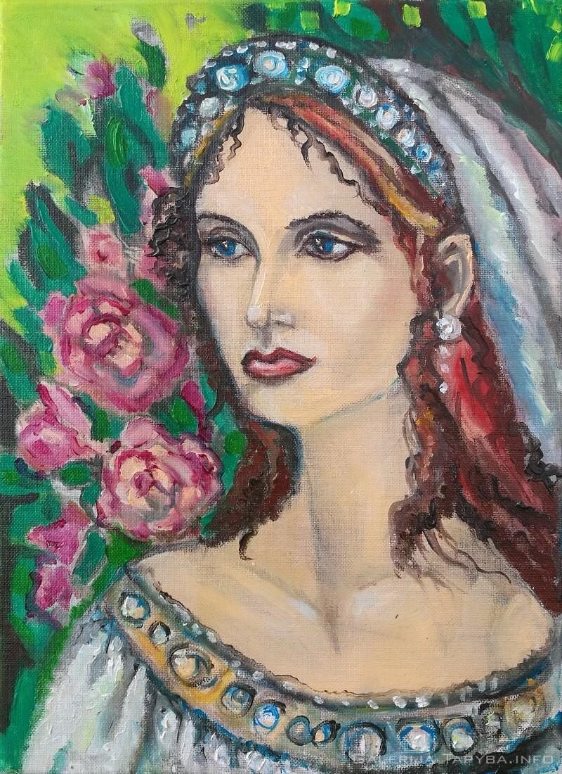 Perlų princesė