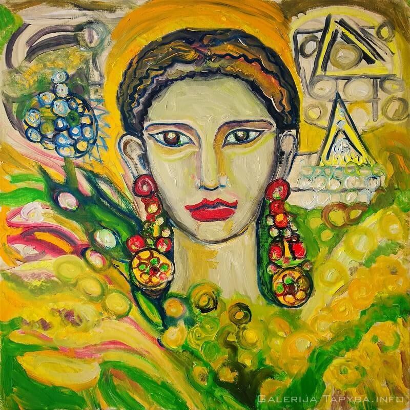 Kukurūzų deivė