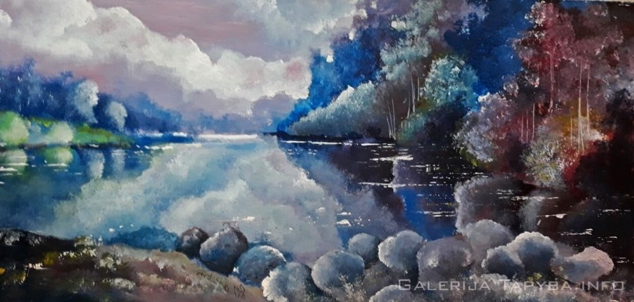 Ežero veidrodis