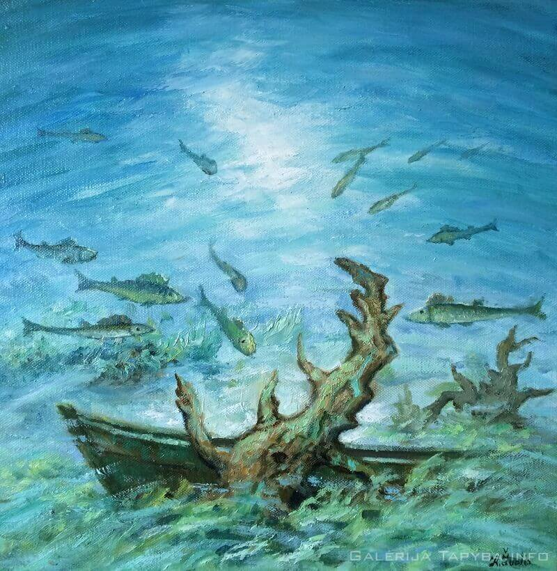 Povandeninis pasaulis XVI