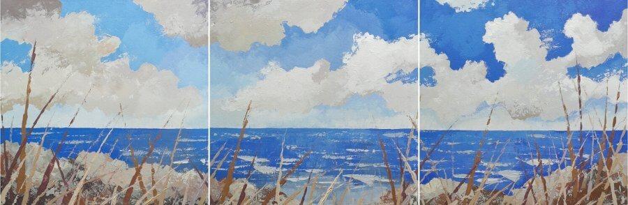 Jūra – triptikas