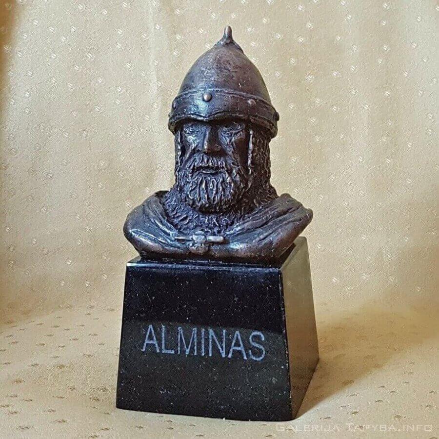 Žemaičių kunigaikštis Alminas