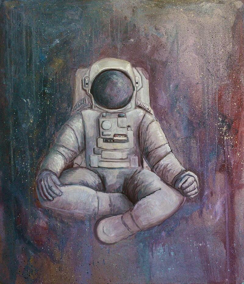 Astronautas – atrandant naujus pasaulius