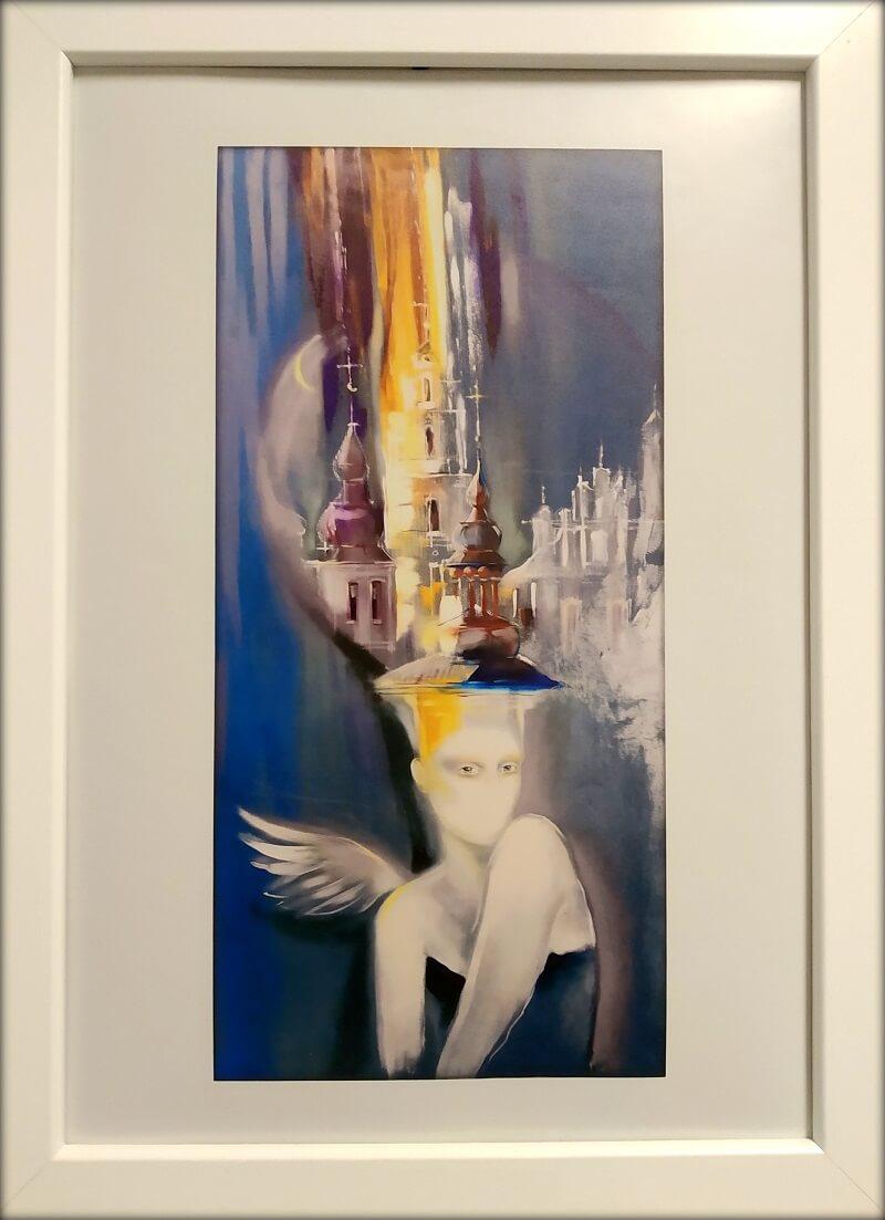 Vilniaus angelas – printas
