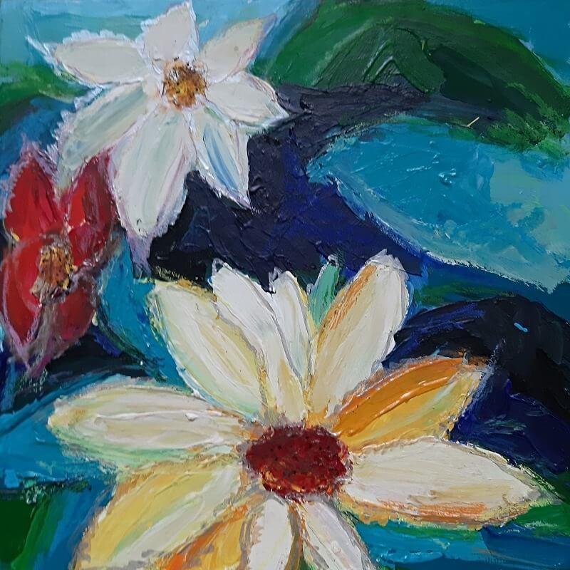 Gėlės I
